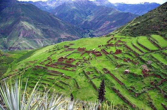 Caminata Huchuy Qosqo a Machu Picchu 3 días - 2 noches