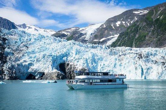 Prince William Sound Surprise Glacier...