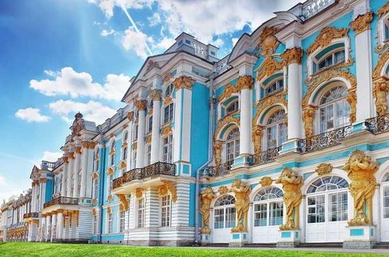 St. Petersburg Half-Day Private Tour...