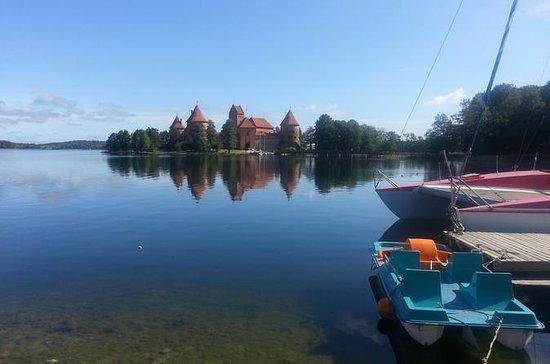 Excursion d'une journée à Vilnius à...