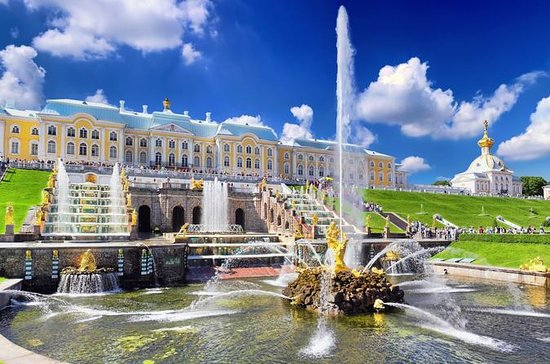 St. Petersburg Visa-Free 2-Day Shore...