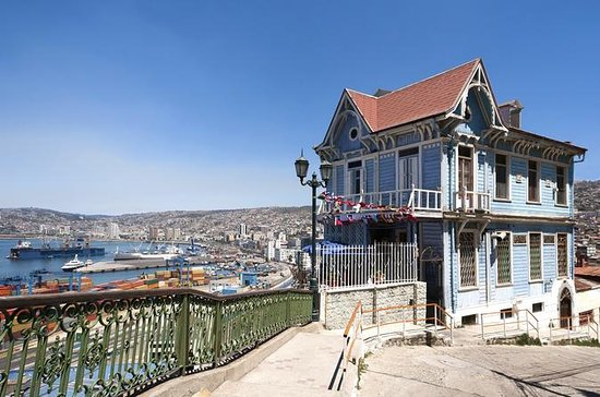 Private Tour: Valparaiso City Walking...
