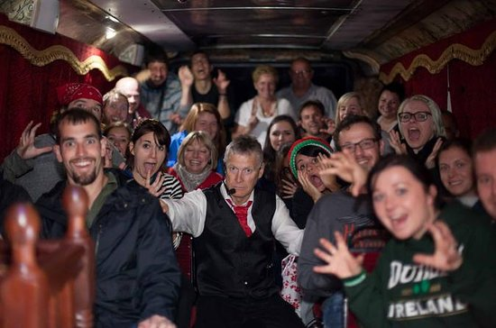 The Dublin Ghost Bus Tour with Christ Church Cathedral