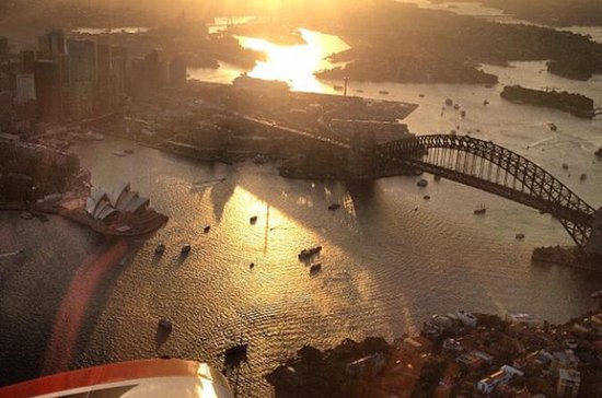 Sydney Sightseeing och Aerobatic Joy Flight