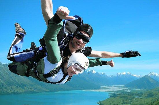 Glenorchy Tandem Skydiving