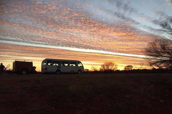 Bus Transfer: Alice Springs to Ayers...