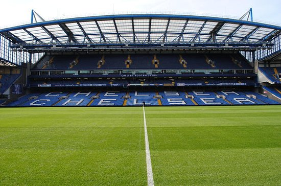 Chelsea Football Club e biglietto