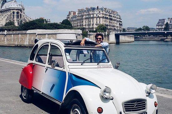 Visite privée de Paris: excursion...