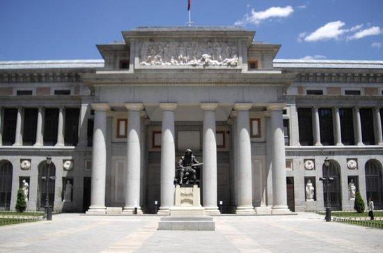 Recorrido por el Museo del Prado con guía privado y transporte en...