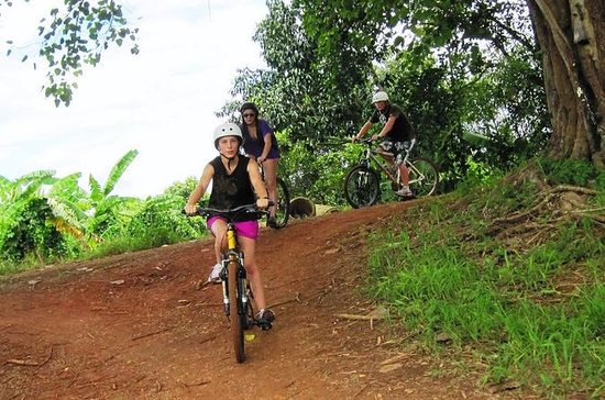 Overnight Chiang Dao Valley Bike Tour