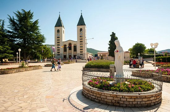 Medjugorje: The Hill of the Virgin...