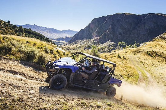 Scenic Guided Off-Road Buggy Tour...