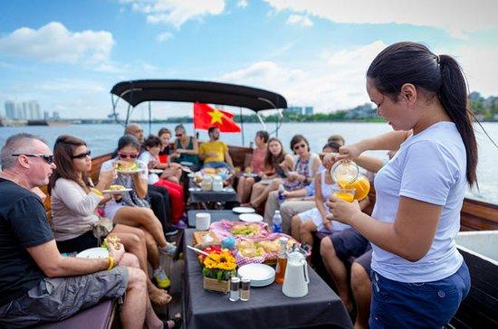 ホーチミンでのサイゴン川朝食クルーズ