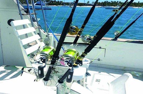 Travesía privada de pesca en alta mar...
