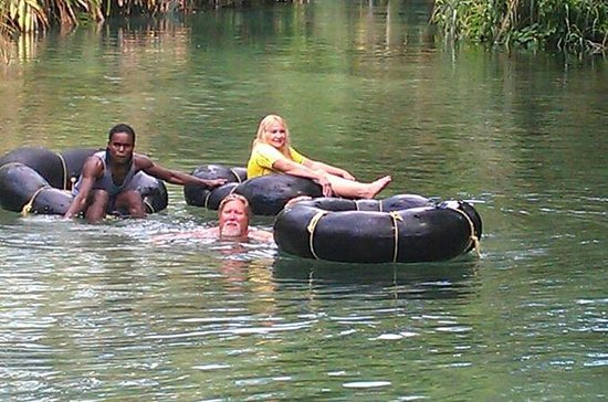 River Tubing and Blue Hole Private ...