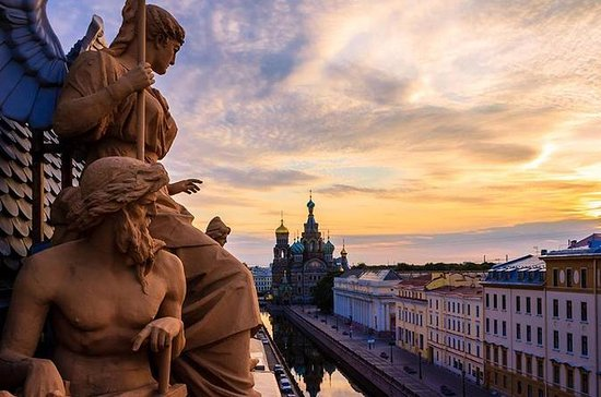 St Petersburg Shore Excursion: 2-Day ...