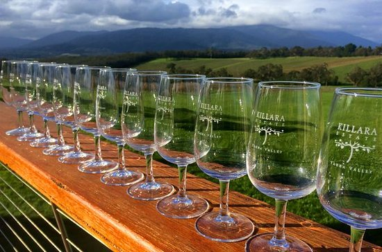 Boutique Yarra Valley Winery and...