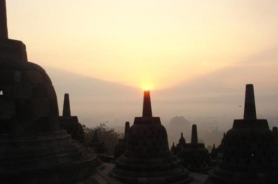 Borobudur Sunrise and Village Tour