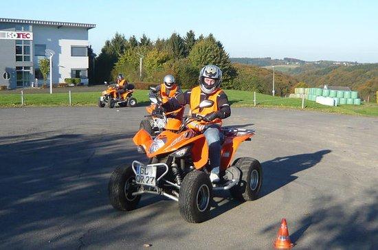 Rheinberg: Quad-Tour