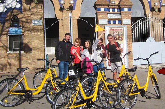 Tour guidato in bici di Barcellona