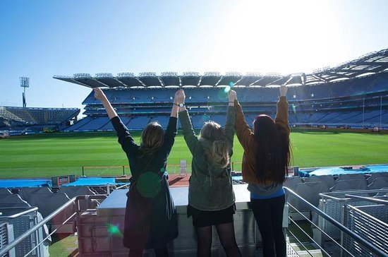 Croke Park Tour and GAA Museum Visit