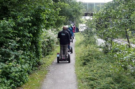 3 5 Hour Segway Tour In Dusseldorf