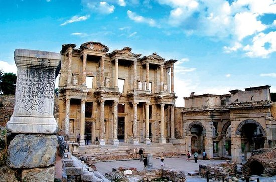 One Day Ephesus Tour From Istanbul...