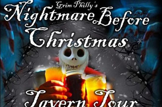 Philly Nightmare Before Christmas...