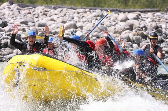 Squamish Ultimate White-Water Rafting...