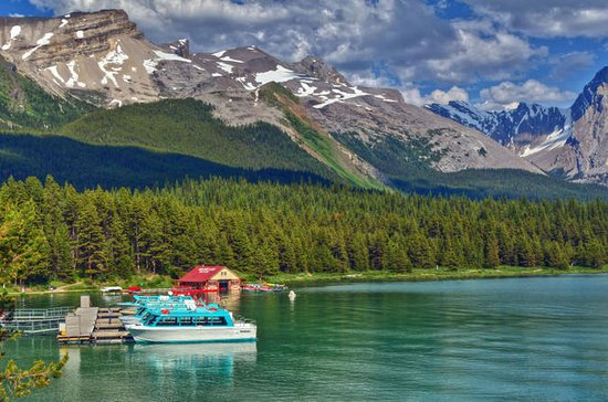 Jasper City Sightseeing Tour and...