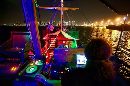 Piraten-Party-Bootstour in Miami