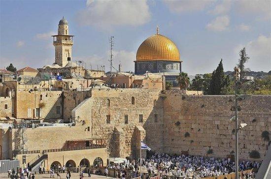 2-dias Jerusalém, Belém, Massada, Mar...