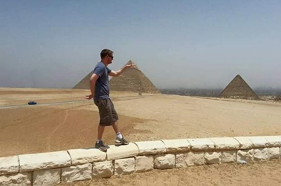 Stopover Tour: Giza Pyramids...