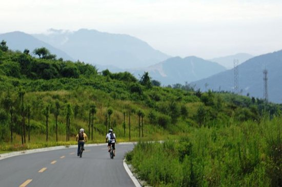 One-Day Private Country Biking and...