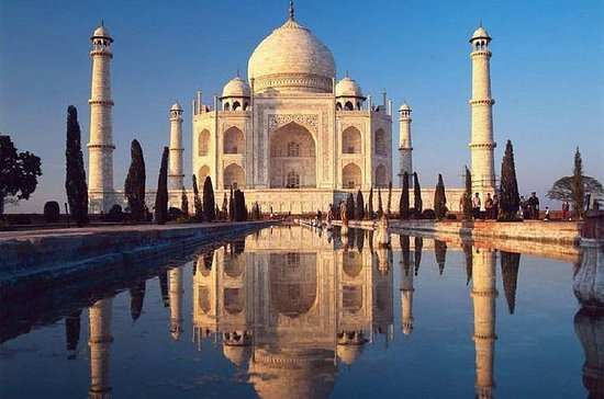 Private Tour: Day Trip to Taj Mahal