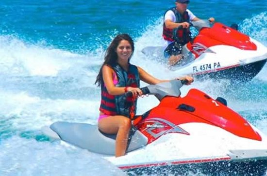 1-Hour Guided Jet Ski Tour from ...