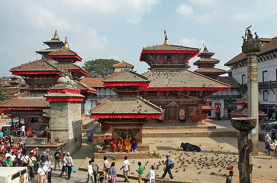 Private Kathmandu Full-Day Tour including Pashupatinath Temple and Swayambhunath Stupa: Private Kathmandu Full-Day Tour including Pashupatinath Temple and Swyambhunath Stupa
