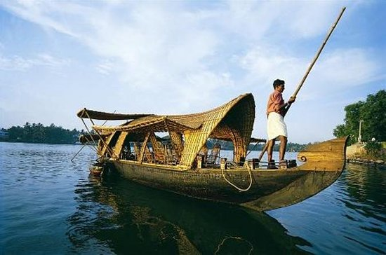 Tour privado: Kerala Backwater Cruise