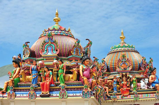 Chennai Private Tour: Kapaleeshwar...