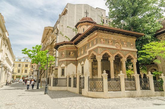Bucharest Old Town Walking Tour