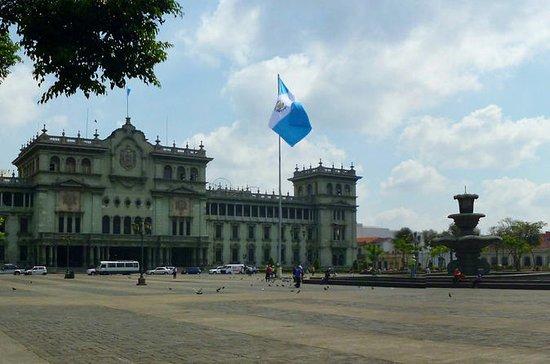 Ganztägige Stadtrundfahrt in Guatemala