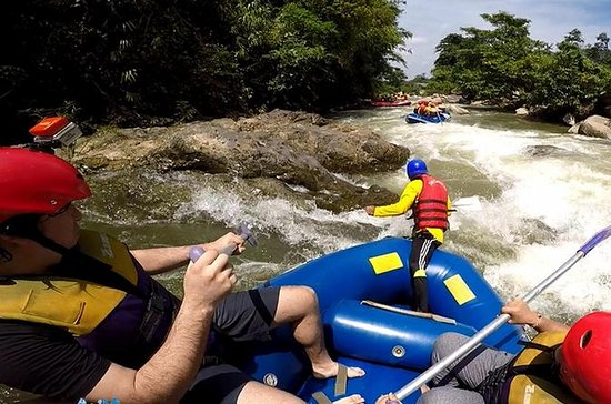 Rafting, ATV en Ziplining Adventure ...
