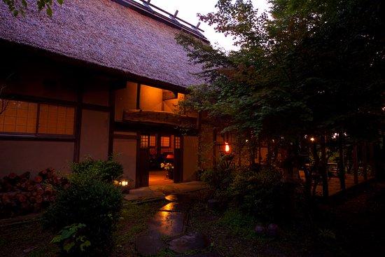 Shukubo Kawaseminosho: 母屋(外観)