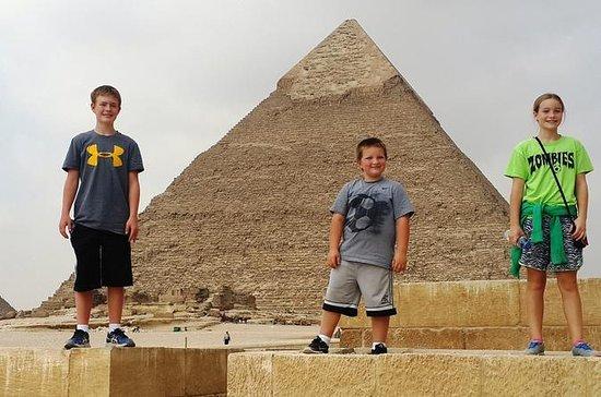Excursion privée au Caire depuis...