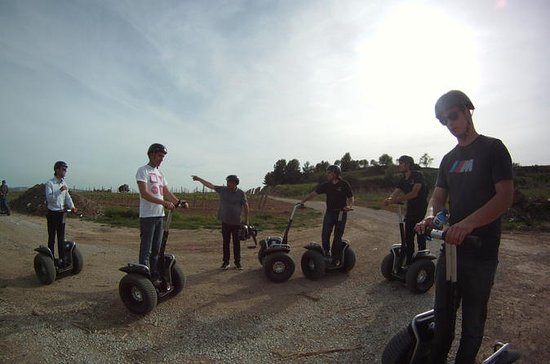 Barcelona Half-Day Segway Tour through...