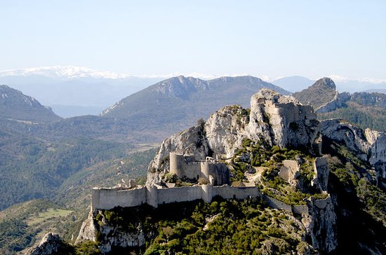 35 Minutes Cathar Castles Tour by ...