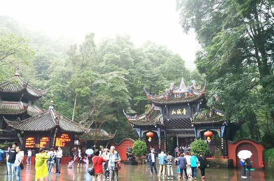 Private Day Trip to Dujiangyan...