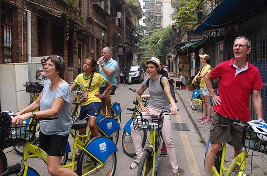 Guided Cycle Tour of Guangzhou