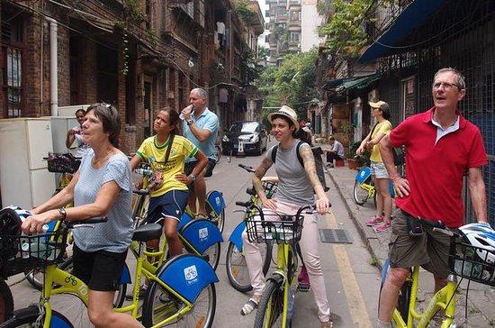 Tour ciclistico guidato di Guangzhou