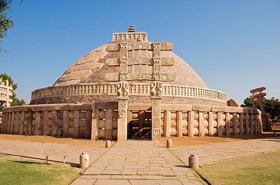 Private Tour: Full-Day Sanchi and